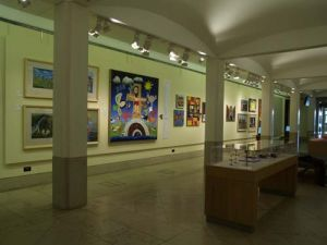 Room 13 exhibition in National Galleries of Scotland
