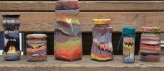 sand jars