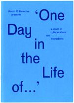 One Day in the Life of&#8230;