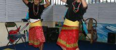 Kathmandu, dance performance in Room 13 HCMC