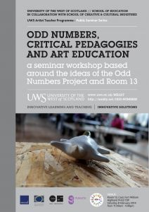 Odd Numbers Project Poster
